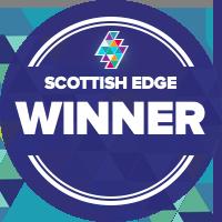 Scottish EDGE Winner Badge