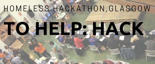 "nooQ to support Scotland's first-ever ""Homeless Hackathon"""